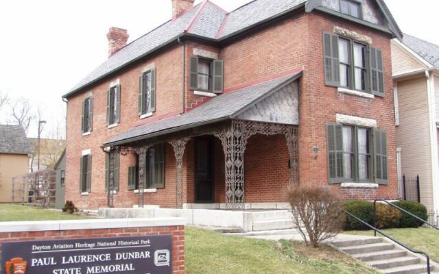 paul laurence dunbar house state historic site museum